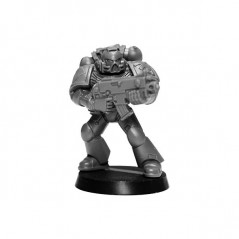 Dark Angels Space Marines C