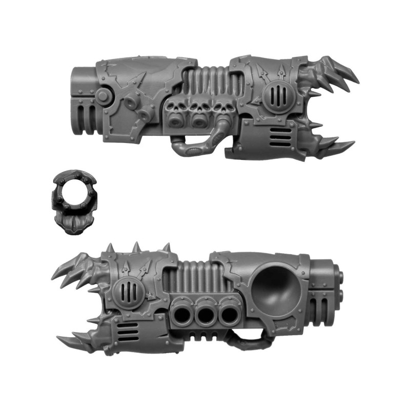 Ectoplasma Cannon Right Chaos Space Marines Forgefiend & Maulerfiend