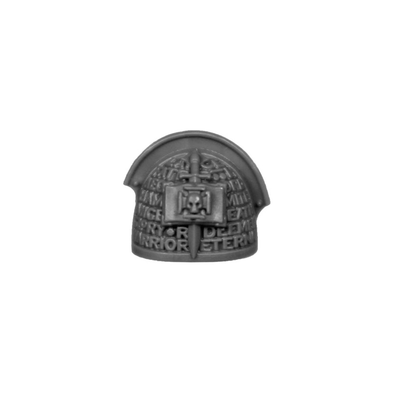 Shoulder Pad F Warhammer Grey Knighs bitz