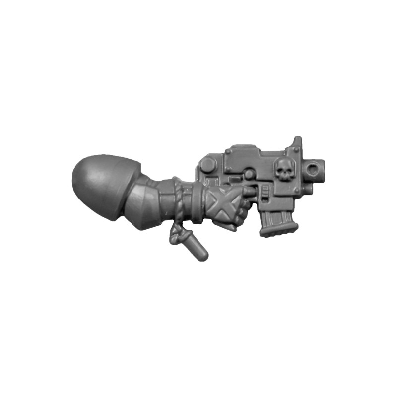 Pistolet Bolter A de la Compagnie de la Mort Blood Angels Space Marines.