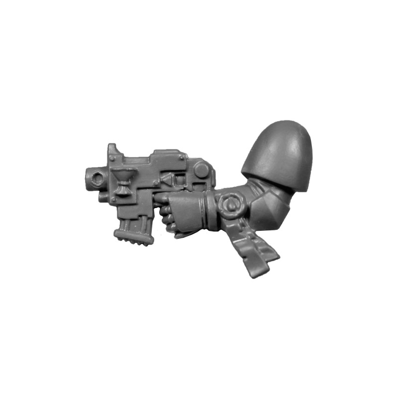 Pistolet Bolter C de la Compagnie de la Mort Blood Angels Space Marines.