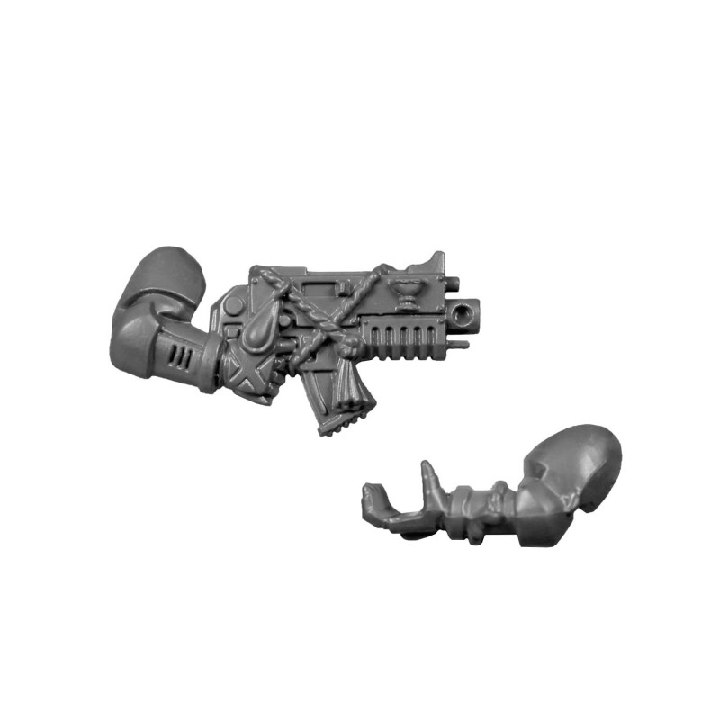 Bolter C de la Compagnie de la Mort Blood Angels Space Marines.