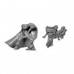 Body - Captain Warhammer 40k Space Marines bitz