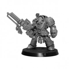Deathwing Terminator with Assault cannon