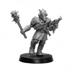 Chaos Cultist of sect Anarkus C