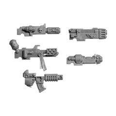 Combi Weapon Warhammer 40k Tactical Squad bitz