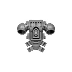 Back Pack H Warhammer 40k Tactical Squad bitz