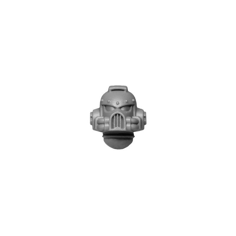 Head I Warhammer 40k Tactical Squad bitz