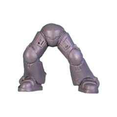 Legs right supporting foot  Warhammer 40k Space Marines Command Squad bitz