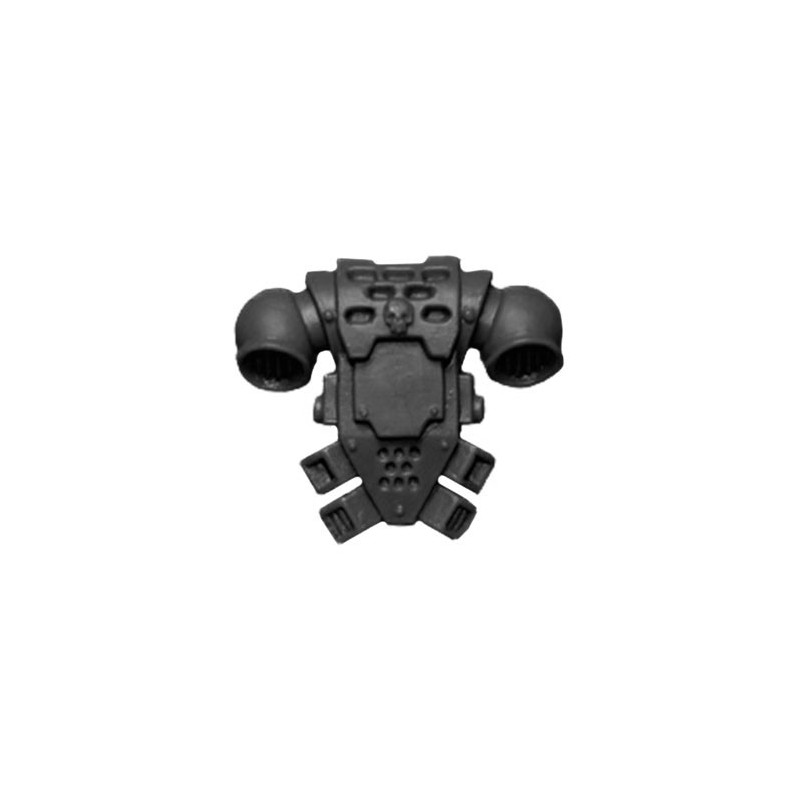 Classic Back Pack Warhammer 40k Space Marines Command Squad bitz
