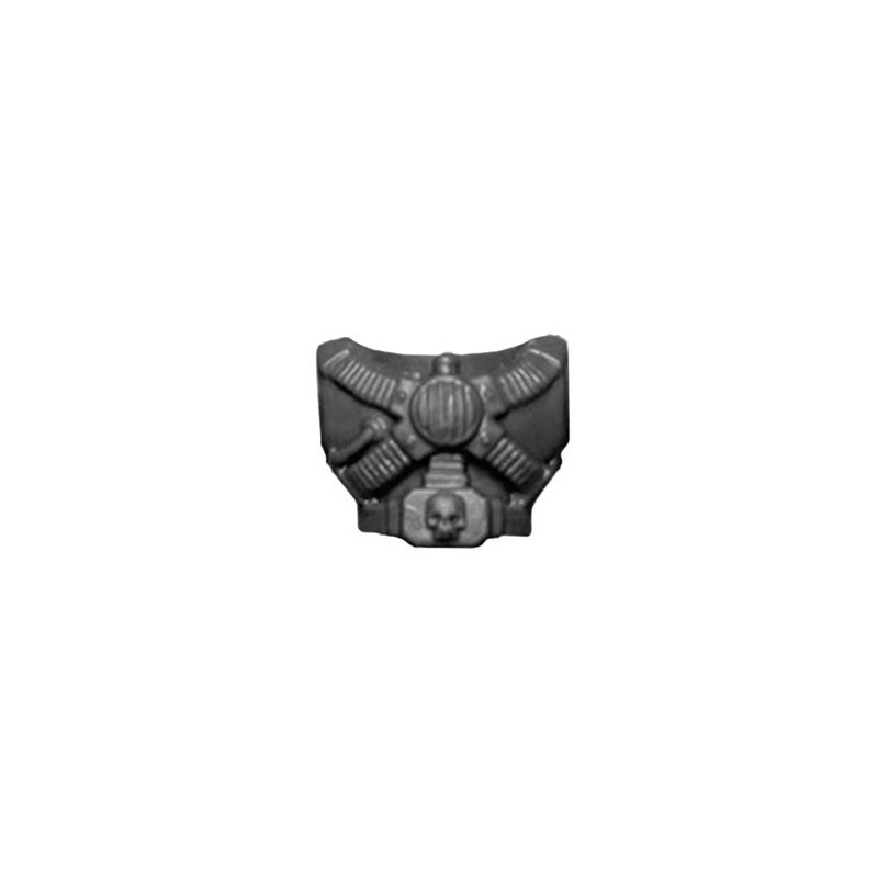 Torso with Belt Warhammer 40k Space Marines Command Squad bitz
