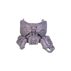 Apothecary Torso Warhammer 40k Space Marines Command Squad bitz