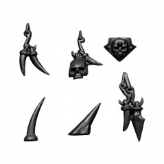 Accessory Pack Terminator Lord W40k bitz Chaos Space Marines