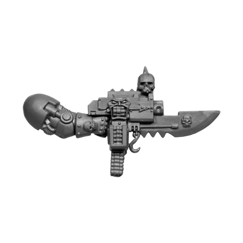 Storm Bolter Terminator Lord W40k bitz Chaos Space Marines
