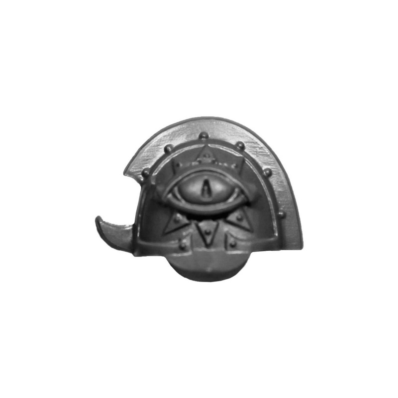 Terminator Shoulder Pad A Terminator Lord W40k bitz Chaos Space Marines