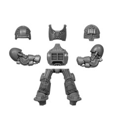 Grey Knight Body Nemesis Dreadknight bitz Warhammer 40k Grey Knight