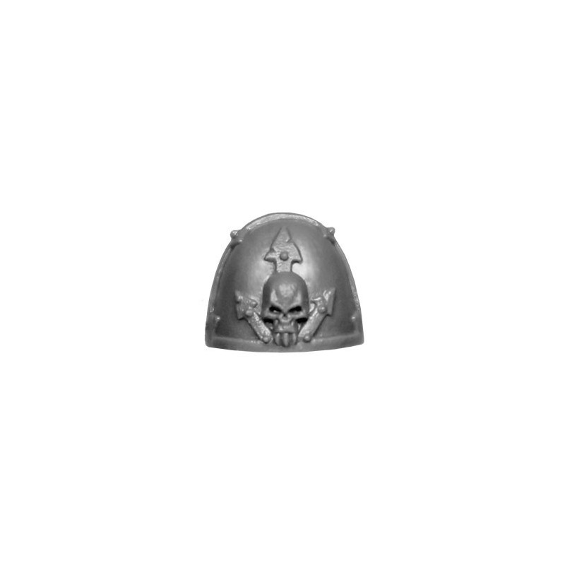 Shoulder Pad B Warhammer 40k bitz Chaos Space Marines