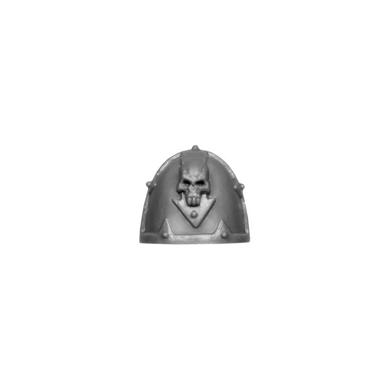 Shoulder Pad D Warhammer 40k bitz Chaos Space Marines