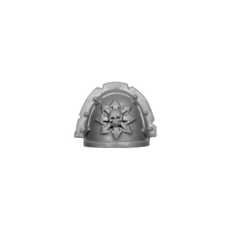 Shoulder Pad G Warhammer 40k bitz Chaos Space Marines