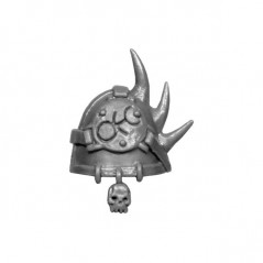 Shoulder Pad L Slaanesh Warhammer 40k bitz Chaos Space Marines