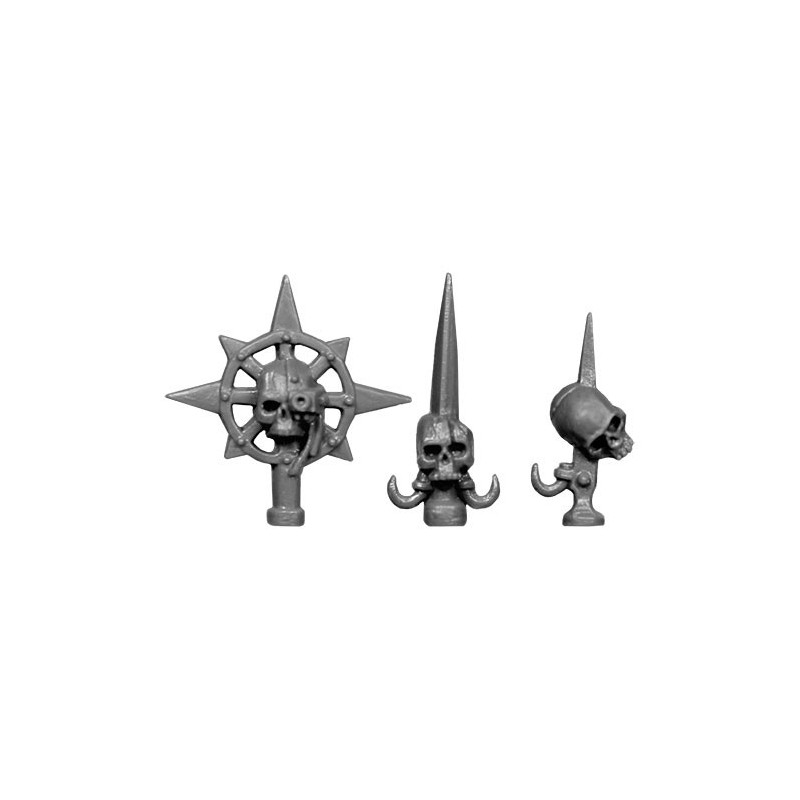 Trophies Pack Warhammer 40k bitz Chaos Space Marines
