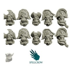 Freebooters Orcs Heads A