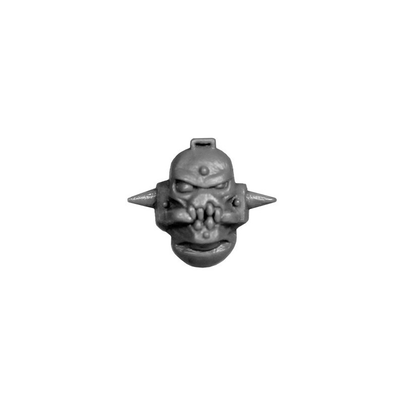 Head A Warhammer 40k bitz Chaos Possessed