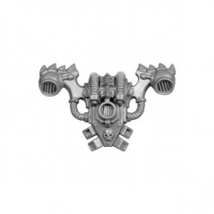 Back Pack C Warhammer 40k bitz Chaos Possessed