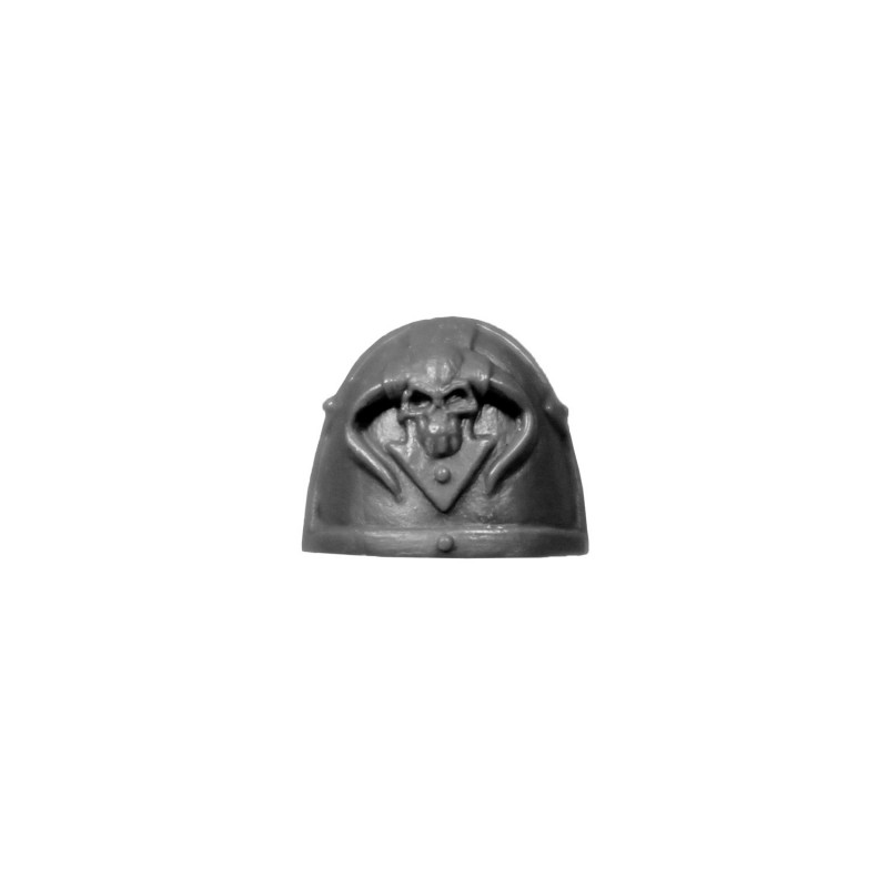 Gunner Shoulder Pad B bitz Chaos Space Marines Rhino