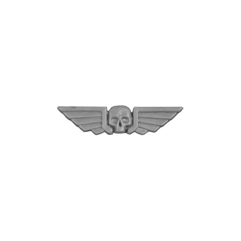 Skull with Wings Icon