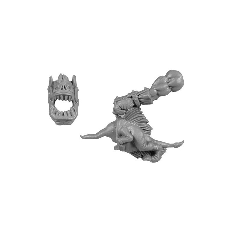 Arm with Squig Hound Gretchins Orks bitz Wh40k