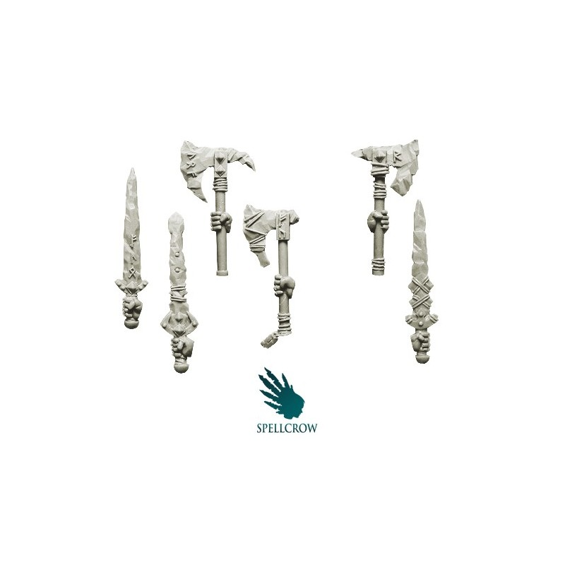 Frost Weapons