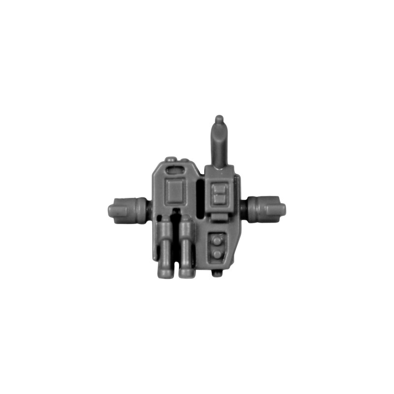 Pack dorsal B bitz Fire Warriors Warhammer 40k