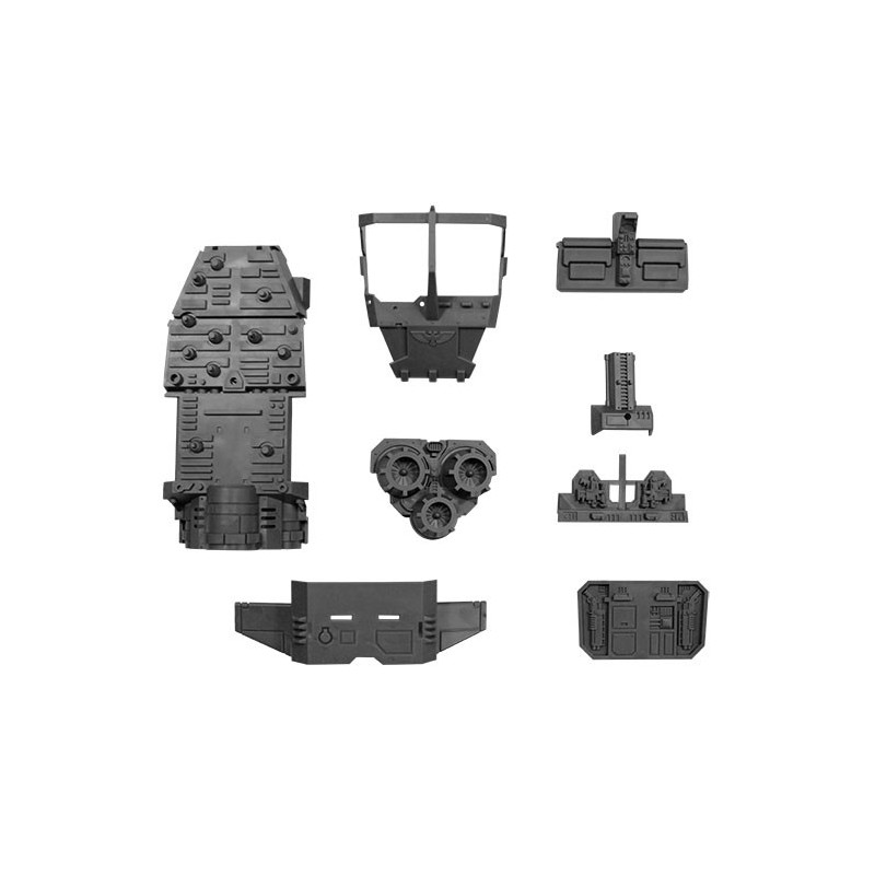 Land Speeder Storm Structure Kit Warhammer 40k Land Speeder Storm bitz
