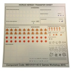 The Horus Heresy Betrayal At Calth Transfers