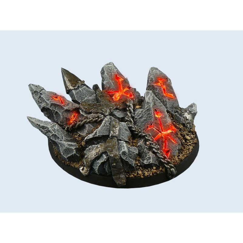 Socle Chaos Rond 60mm