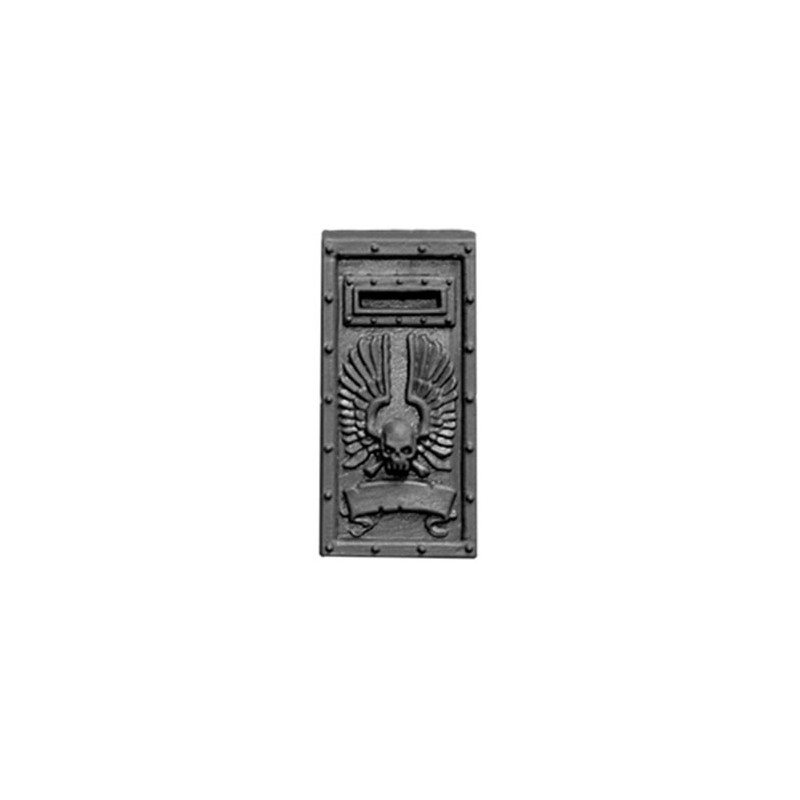 Plaque Sarcophage Dreadnought A