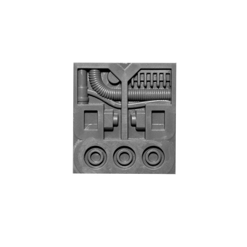 Reactor technical panel A Warhammer 40k Drop Pod bitz