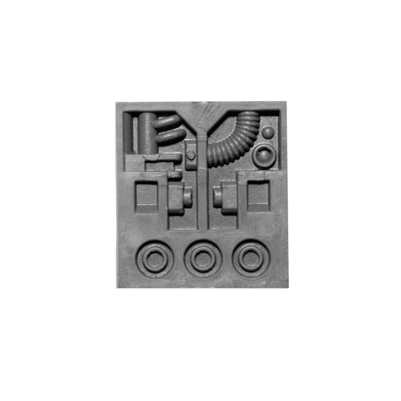 Reactor technical panel B Warhammer 40k Drop Pod bitz