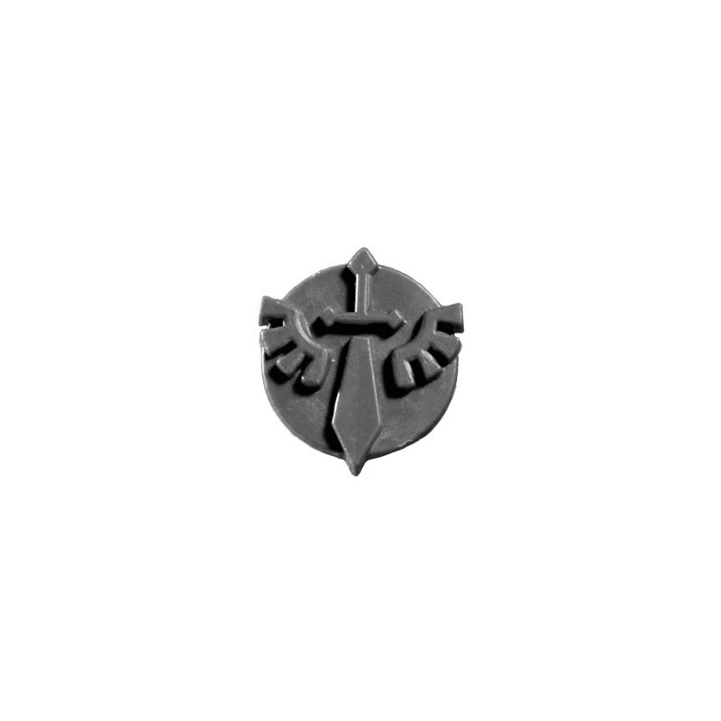 Symbole Dark Angels bitz Drop Pod Warhammer 40k