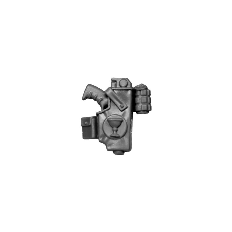 Holster Warhammer 40k Blood Angels bitz