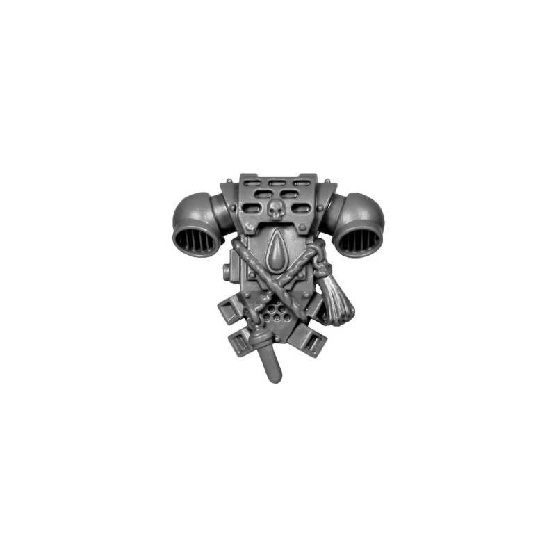 Pack Dorsal E bitz Blood Angels Warhammer 40k