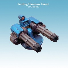 Gatling Cannon Turret