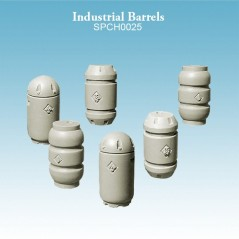 Industrial Barrels