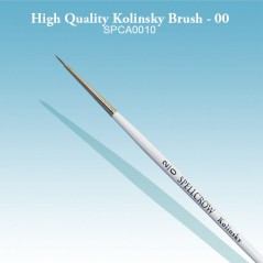 High Quality Kolinsky Brushes - 00