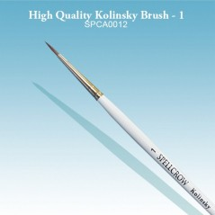 High Quality Kolinsky Brushes - 1