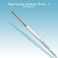 High Quality Kolinsky Brushes - 2