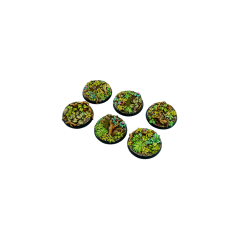 Jungle Base Round 40mm X2