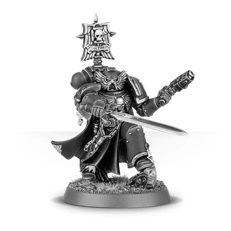 Space Marine Captain kit