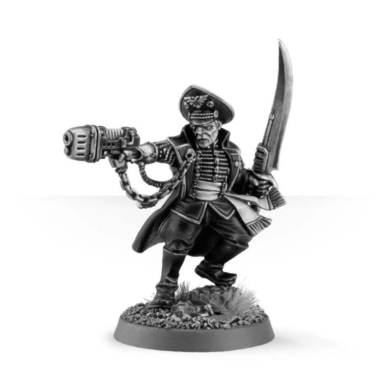 Officio Prefectus Commissar kit